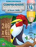 img - for Comprehensive Curriculum of Basic Skills, Grade 4 by unknown Workbook Edition (3/1/2011) book / textbook / text book