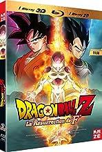 Dragon Ball Z : La Résurrection de « F » - Le Film Br 3D & 2D [Blu-ray]