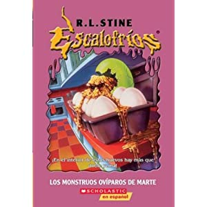 Goosebumps Egg Monsters From Mars Movie - Pics about space