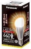 Panasonic LED電球(E26・全光束640lm・電球50W形相当・消費電力11.0W・電球色相当)LDA11LG LDA11LG