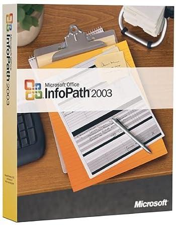 Microsoft InfoPath 2003 [OLD VERSION]
