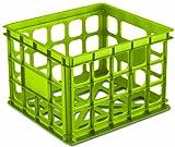 Sterilite Storage Crate, 6-Pack