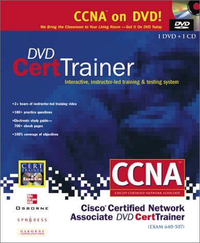 CCNA Certtrainer 2001 Study Guide (Exam 640-507) with CDROM and Other