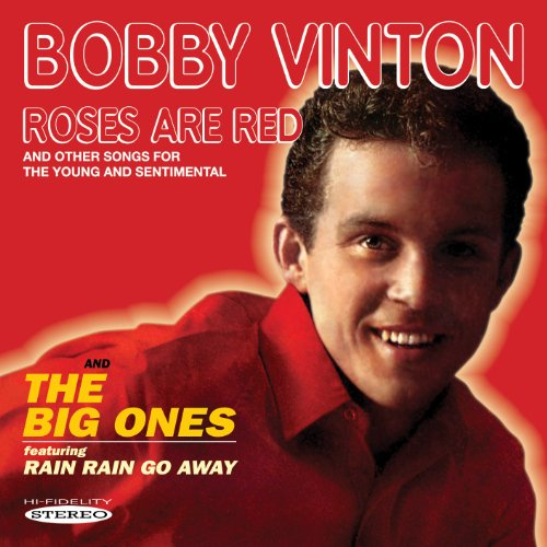 Bobby Vinton - Roses Are Red & The Big Ones - Zortam Music