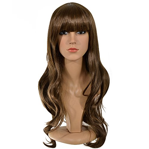 Ecvtop Fashion Anime Cosplay Costume Party Wigs - 26