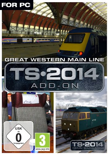 Great Western Main Line Route Add-On Online Code (PC)