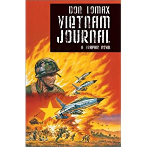 vietnam war journal graphic novel