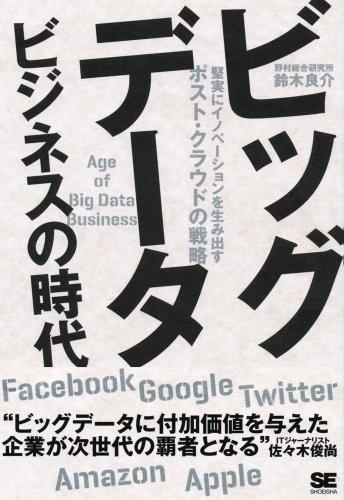ビッグデータビジネスの時代 書影