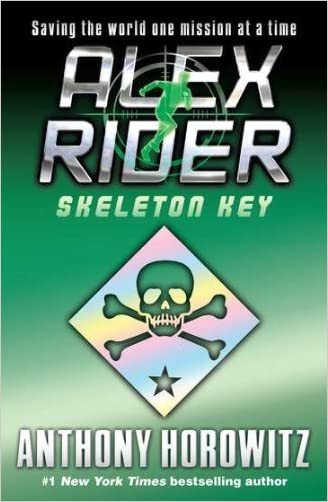 Skeleton Key (Alex Rider Adventure) written by Anthony Horowitz