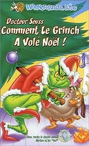 Docteur Seuss, comment le grinch a volé Noël ! [Dessin animé]