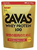 ザバス(SAVAS) ホエイプロテイン100 ココア味 1kg