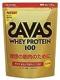 【ザバス(SAVAS) ホエイプロテイン100 ココア味 1kg】…