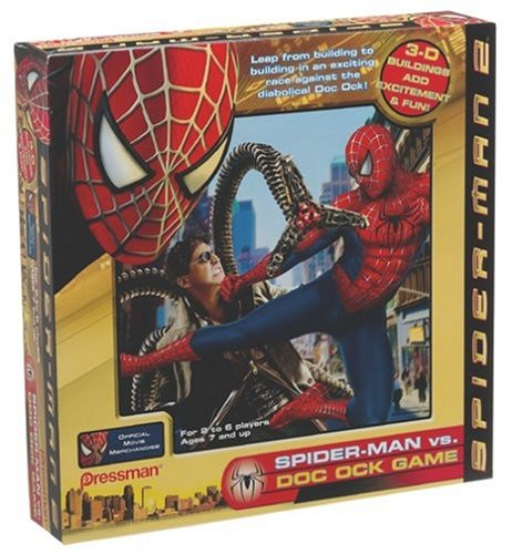 Spider-man Doc Ock game