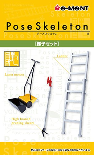 Pose Skeleton Accessories Ladder Set - 1