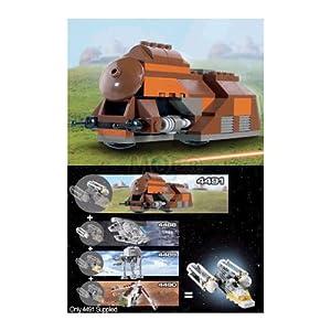 LEGO Star Wars 4491: Mini MTT