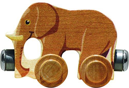 NameTrain - Elmer Elephant