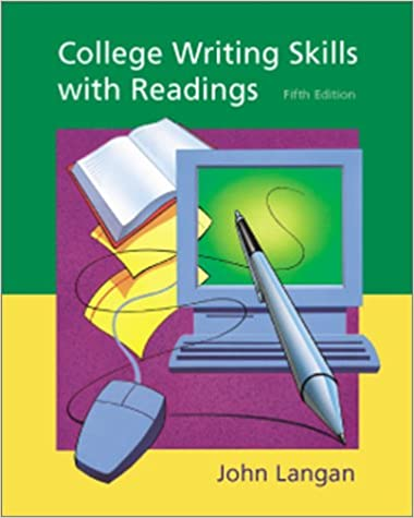 College Writing Skills with Readings / Edition 9 by John Langan