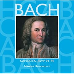 "Cantata No.96 Herr Christ, der einge Gottessohn BWV96 : VI Chorale - ""Ert�t uns durch dein G�te"" [Choir]"