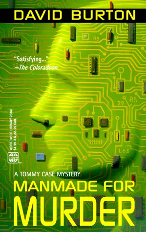 Manmade For Murder (Wwl Mystery), SABRINA BURTON