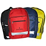 Wholesale Lot (80) School Book Bag / Daypack Hiking Backpack ~ MyGift