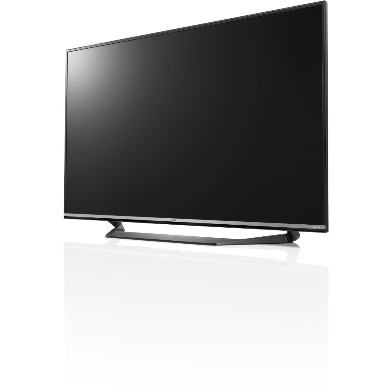 LG Electronics 49 3840 x 2160 1200:1 LED LCD TV 49UX340C