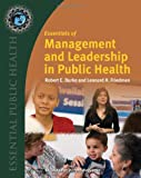 img - for Essentials Of Management And Leadership In Public Health (Essential Public Health) book / textbook / text book