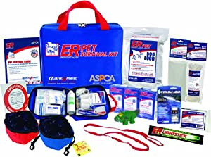 ER Emergency Ready Deluxe Survival Kit for a Dog by ER Emergency Ready