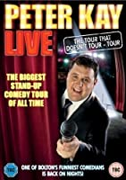 Peter Kay Live - The Tour That Doesn't Tour - Tour