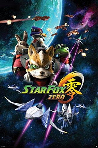 Star Fox Zero Poster Print (24 x 36)