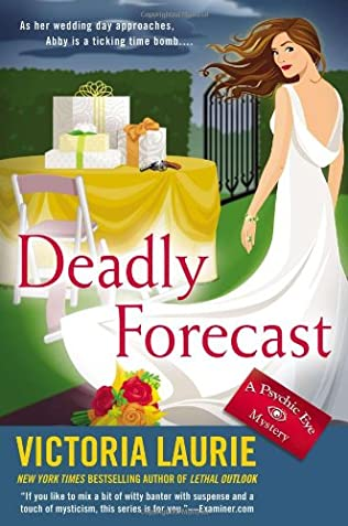 book cover of Deadly Forecast