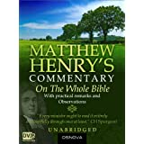 Unabridged Matthew Henry's Commentary on the Whole Bible (best navigation) ~ Matthew Henry