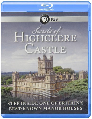 Secrets of Highclere Castle [Blu-ray] by Pbs (Direct)