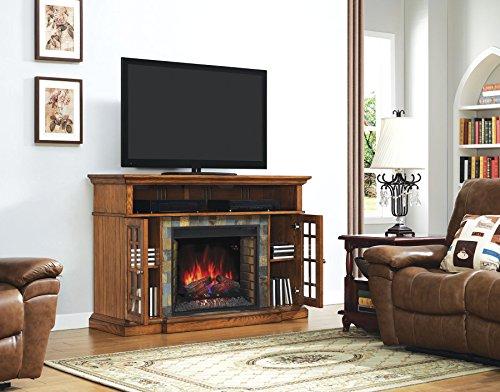 Classic Flame 28MM6307-O107 Lakeland Media Fireplace Mantel, 28-Inch
