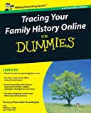 img - for Tracing Your Family History Online For Dummies book / textbook / text book