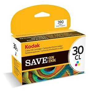 Kodak Genuine 30CL Ink Cartridge - Coloured (390 Pages)