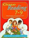 Close Reading 7-9