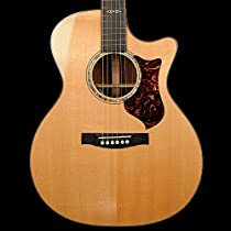 Martin GPCPA1 Plus - Performing Arts Series - Natural with OHSC - Used