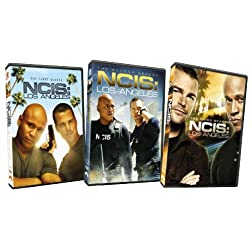 NCIS: Los Angeles - Seasons 1-3