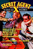 "Secret Agent ""X"" - The Complete Series Volume 6 (1456537636) by Fleming-Roberts, G.T."
