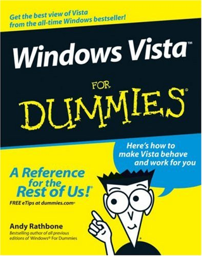 Image for Windows Vista For Dummies