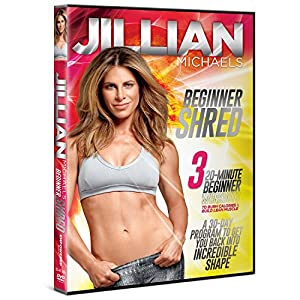 Jillian Michaels Beginner Shred