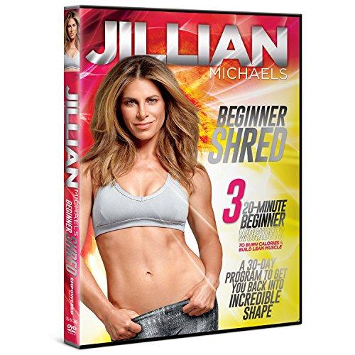 Jillian Michaels Beginner Shred