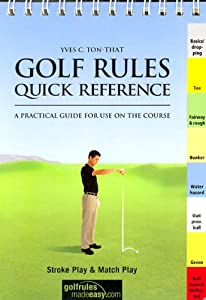 ProActive Golf Rules Quick Reference 2012-2015
