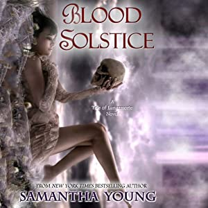 Blood Solstice: The Tale of Lunarmorte, Book 3 | [Samantha Young]