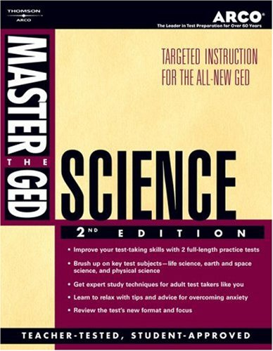 Master The Ged Science (Arco Master The Ged Science)