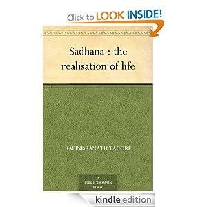 Logo for Sadhana : the realisation of life