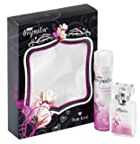 Impulse Eau De Toilette and Body Spray True Love Gift Set
