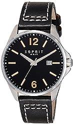 Esprit Analog Black Dial Mens Watch - ES106911004