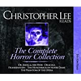 Christopher Lee Reads: Dracula, Frankenstein, Phantom of the Opera, The Hunchback of Notre Dame and Dr Jekyll & Mr Hyde