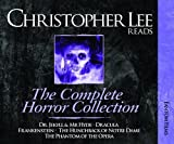 Christopher Lee Reads